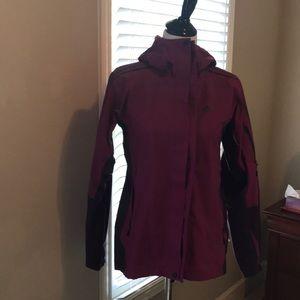 Women's adidas rain jacket